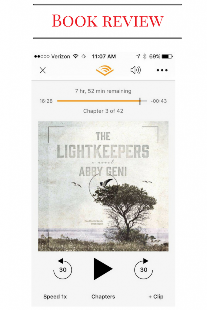 Lightkeepers Pin