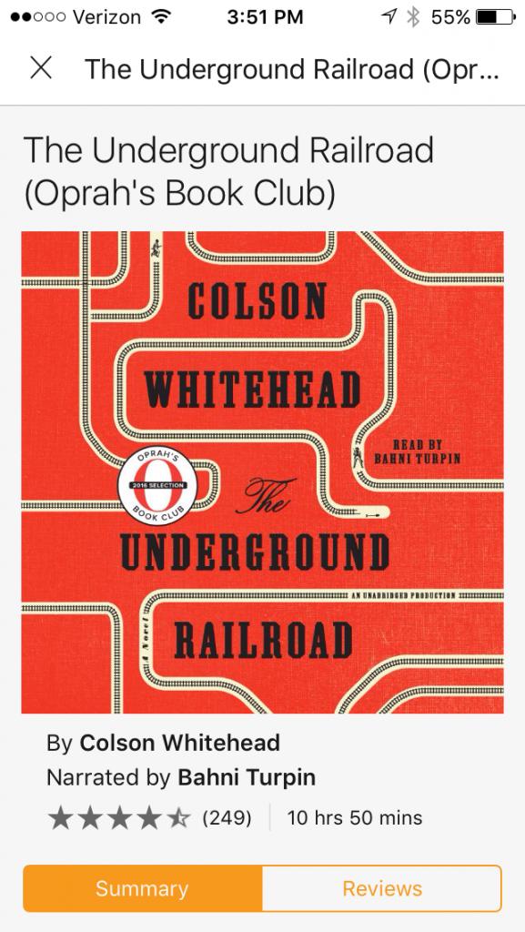 Underground Railroad image