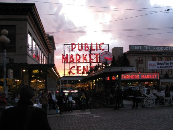 Seattle | Pike Place Market |
