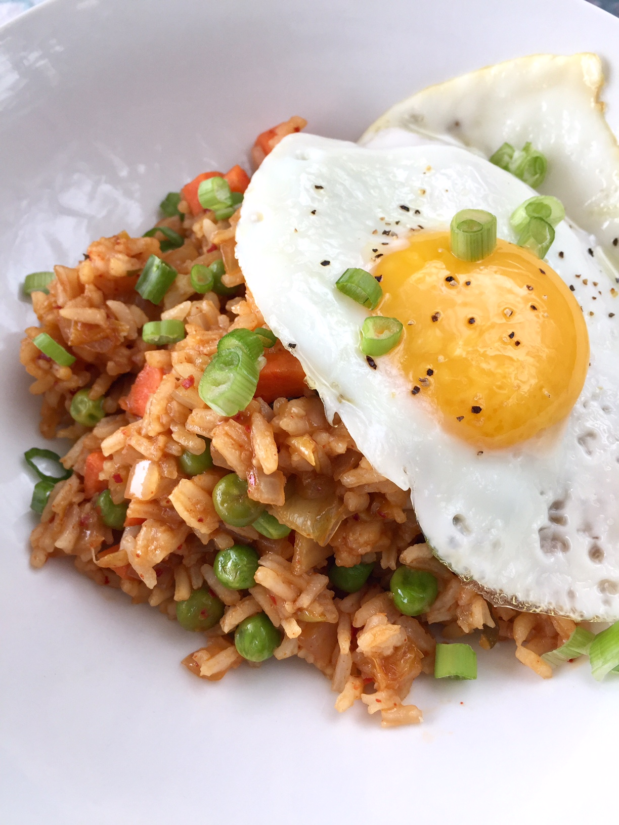 Shop Ethnic Markets to Save Money Try Flavors of the World | Kimchi Fried Rice