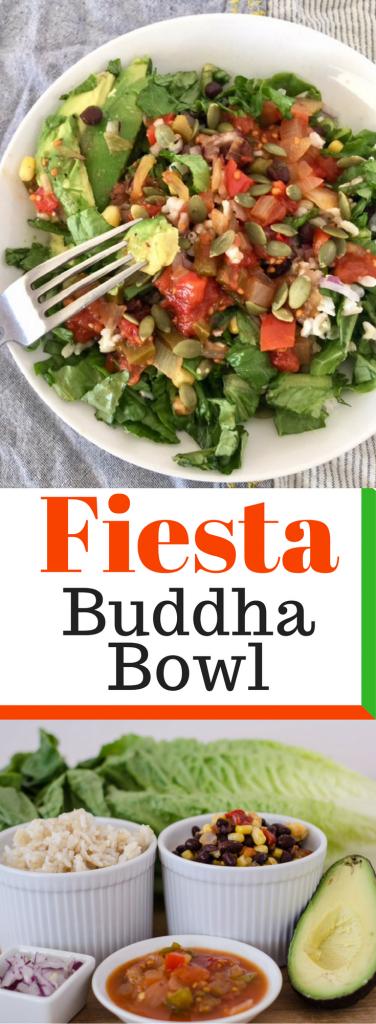 Fiesta Buddha Bowl Pin