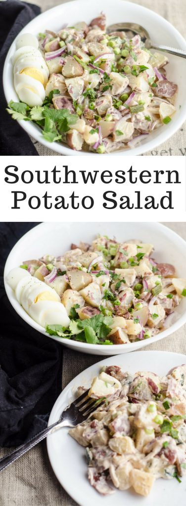 Southwestern Potato Salad