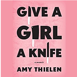 Girl a Girl a Knife book cover