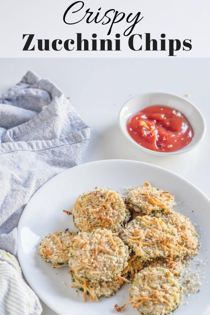 Crispy Zucchini Chips