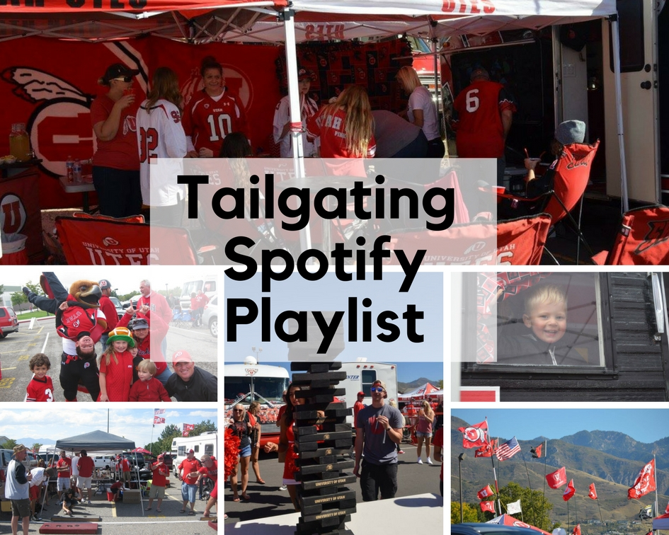 Tailgating playlist