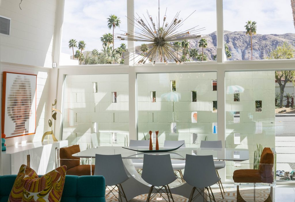 palm springs architecture self guided tour