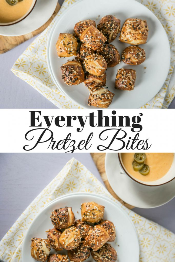 Everything Pretzel Bites