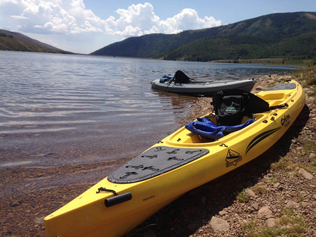 fun, kayak, summer