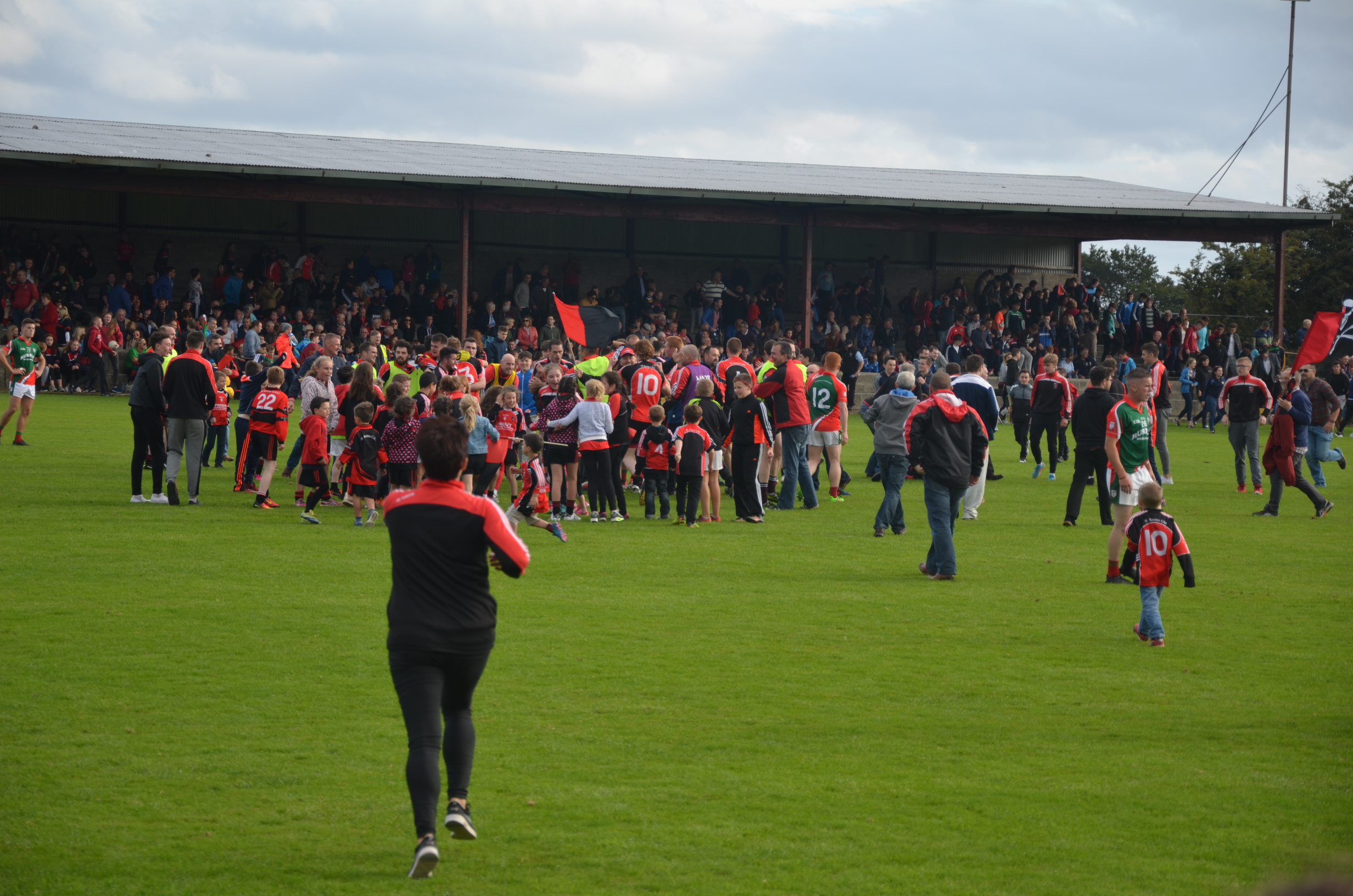 St Kevin's Wins