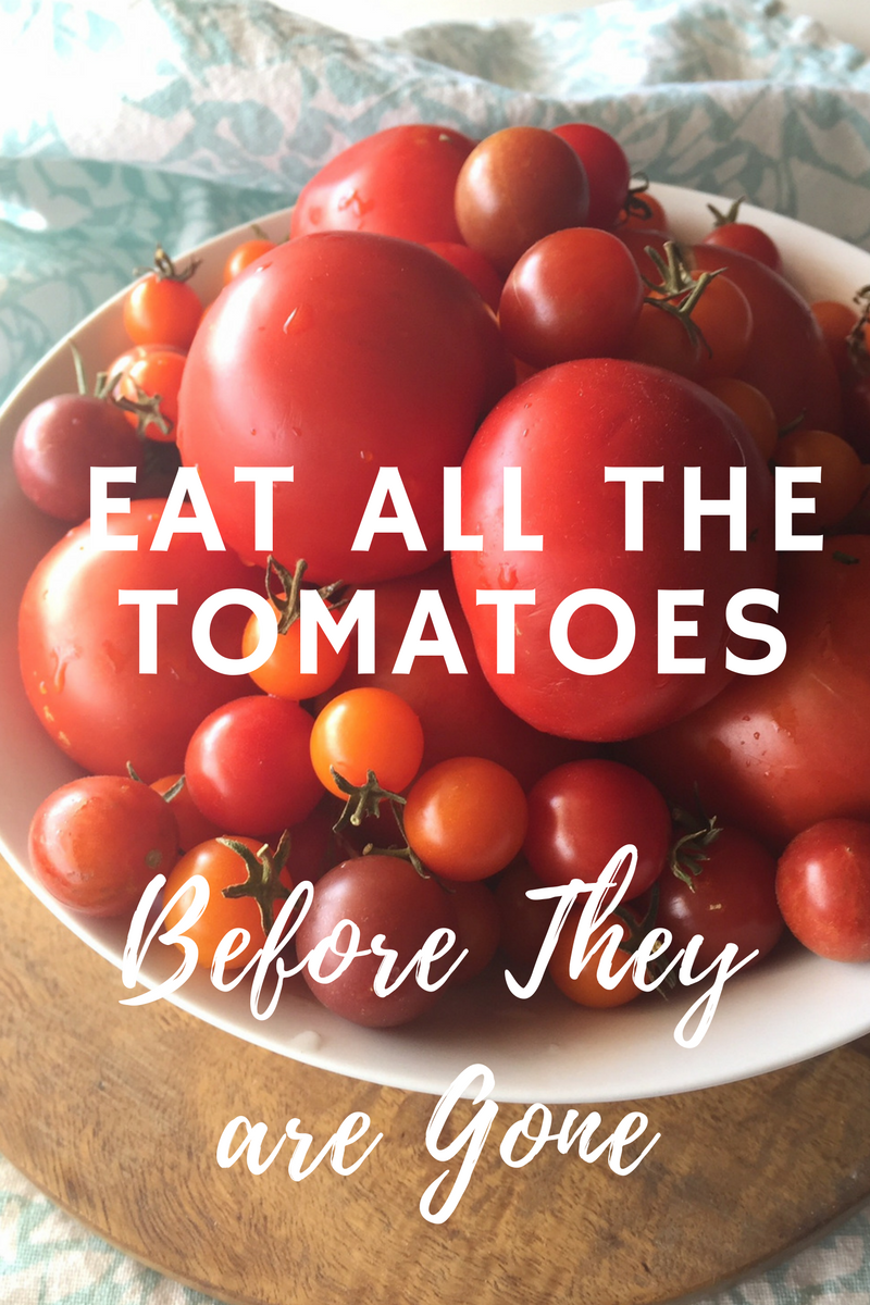East All the Tomatoes