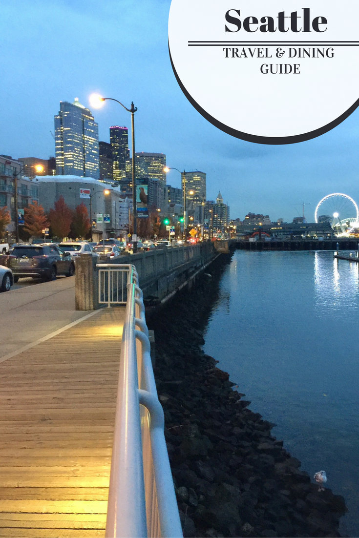 Seattle Travel and Dining Guide | Food | Drinks | Happy Hour | Oysters