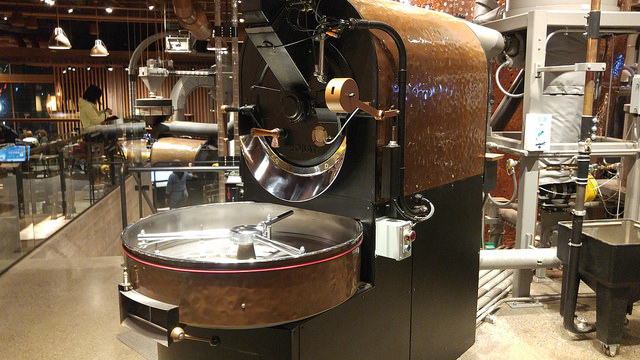 Seattle | Starbucks | Roastery & Tasting Room | Coffee
