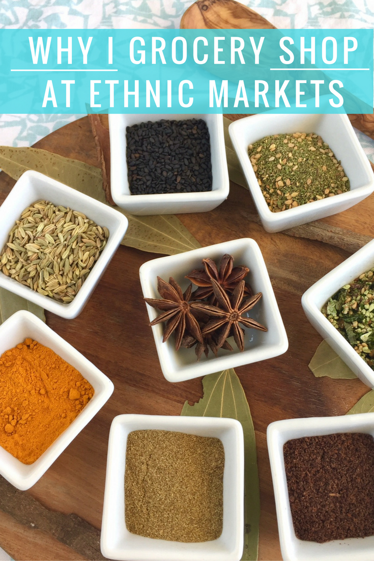 Why I Shop at Ethnic Markets