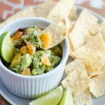 Guacamole with Clementines