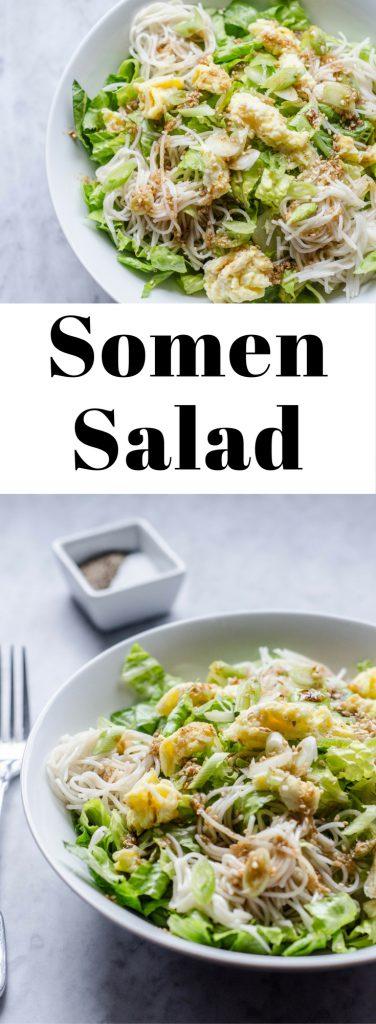 Somen Salad pin