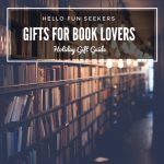 Holiday Gifts for Book Lovers