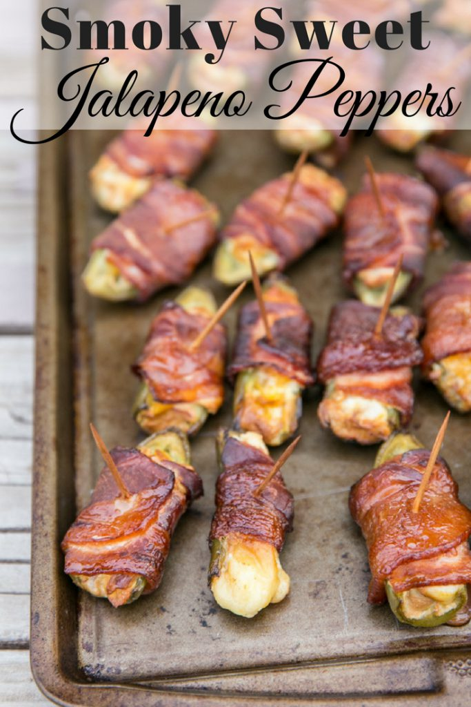 Smoky Sweet Jalapeno Poppers with Mango Vertical Image